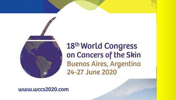 18th World Congress on Cancers of the Skin